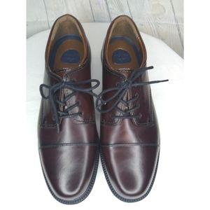 Docker's Men's Lace-up Dress Shoes SZ 15 Wide